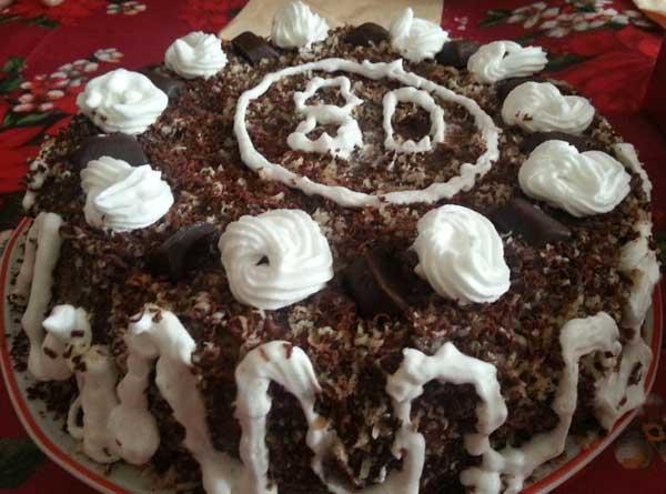 Tort-de-cacao
