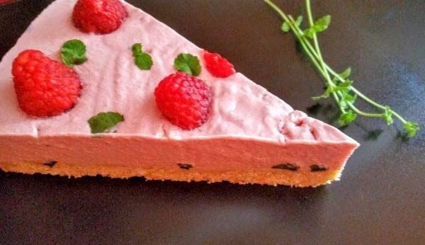 Cheesecake-cu-zmeura